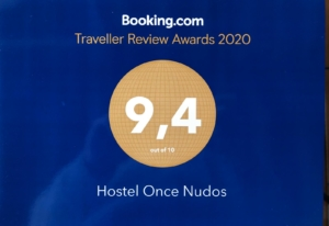 Opiniones Hostel Once Nudos